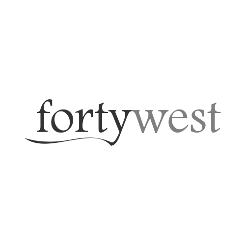 Logo Design by Rudy - Entry No. 110 in the Logo Design Contest Unique Logo Design Wanted for Forty West.