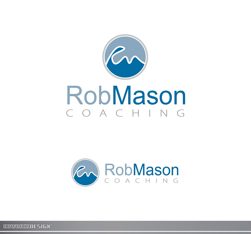 Logo Design by kowreck - Entry No. 101 in the Logo Design Contest New Logo Design Needed for Exciting Company Rob Mason Coaching.