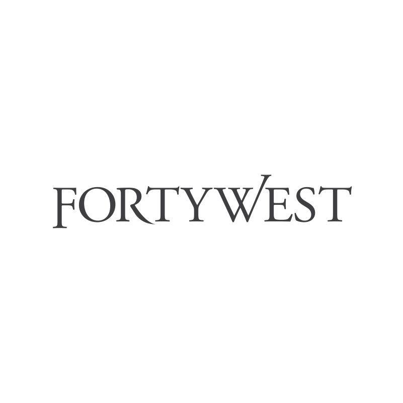 Logo Design by moisesf - Entry No. 111 in the Logo Design Contest Unique Logo Design Wanted for Forty West.