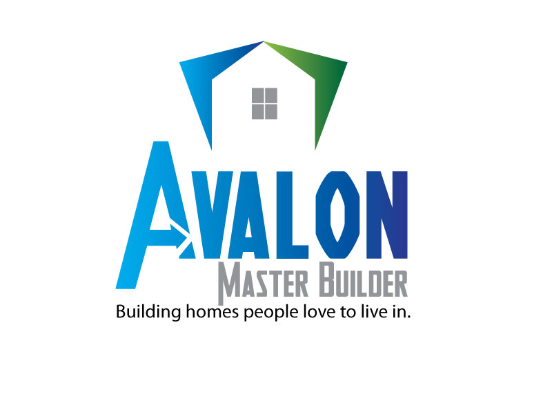 Logo Design by Osama Zia - Entry No. 19 in the Logo Design Contest Avalon Master Builder Logo Design.