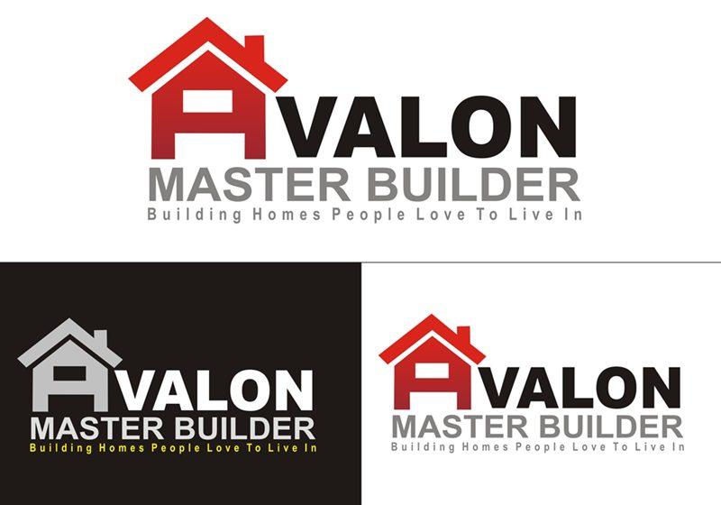 Logo Design by Respati Himawan - Entry No. 21 in the Logo Design Contest Avalon Master Builder Logo Design.