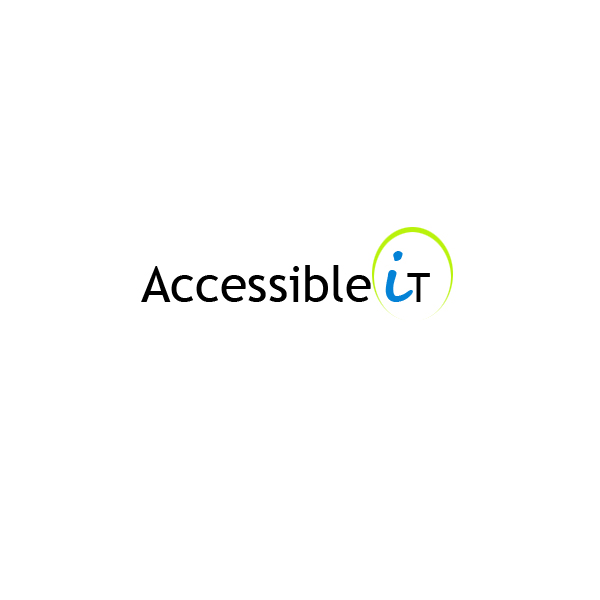 Logo Design by Sudip Acharyya - Entry No. 425 in the Logo Design Contest Logo Design Needed for Exciting New Company Accessible IT.