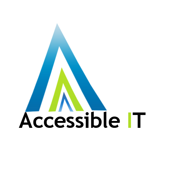 Logo Design by Sudip Acharyya - Entry No. 426 in the Logo Design Contest Logo Design Needed for Exciting New Company Accessible IT.
