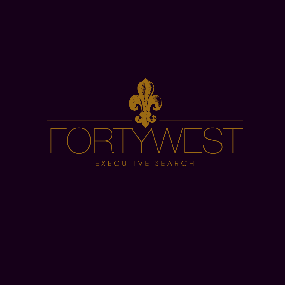 Logo Design by moonflower - Entry No. 142 in the Logo Design Contest Unique Logo Design Wanted for Forty West.