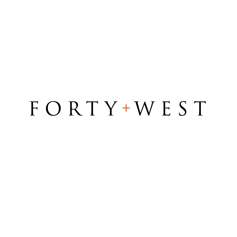 Logo Design by Peter Grubb - Entry No. 145 in the Logo Design Contest Unique Logo Design Wanted for Forty West.