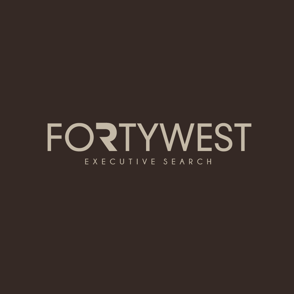 Logo Design by moonflower - Entry No. 146 in the Logo Design Contest Unique Logo Design Wanted for Forty West.