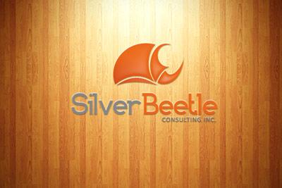 Logo Design by j2kadesign - Entry No. 47 in the Logo Design Contest Silver Beetle Consulting Inc. Logo Design.