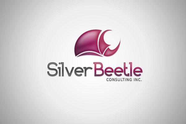 Logo Design by j2kadesign - Entry No. 50 in the Logo Design Contest Silver Beetle Consulting Inc. Logo Design.