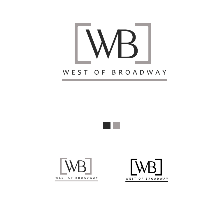 Logo Design by elmd - Entry No. 6 in the Logo Design Contest Unique Logo Design Wanted for West of Broadway.