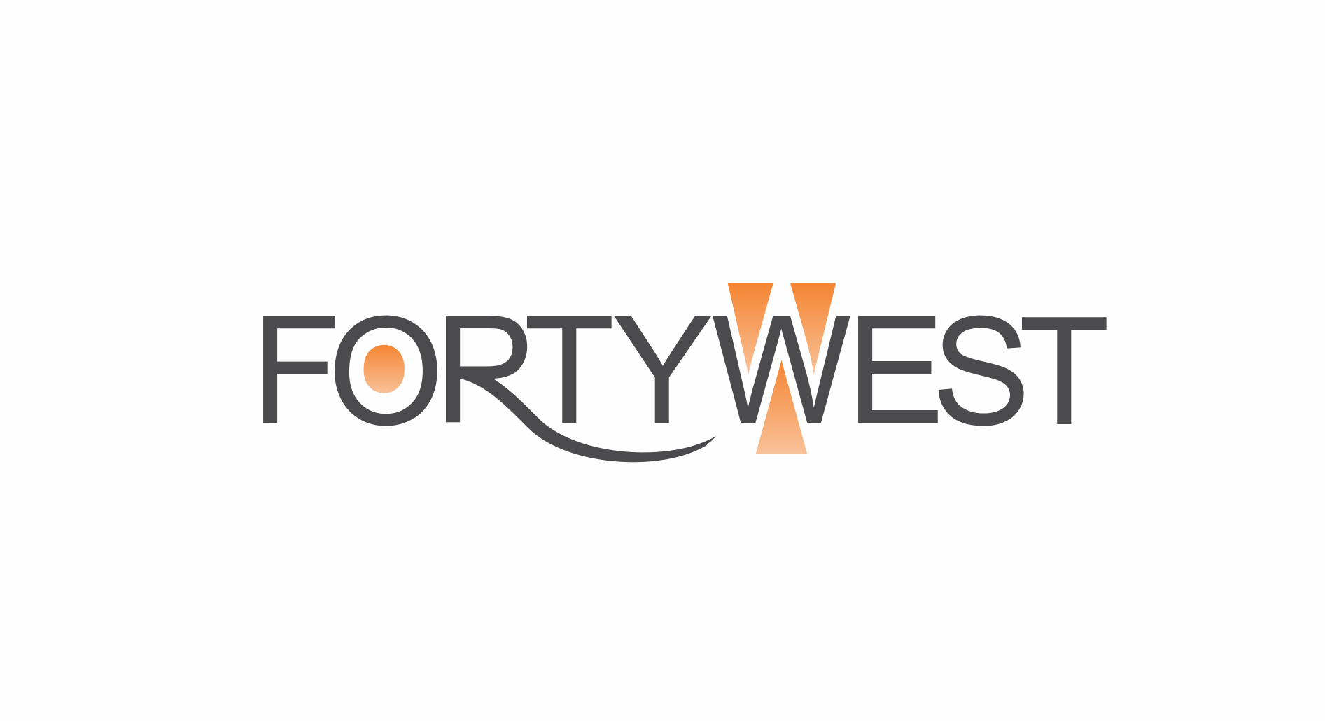 Logo Design by Private User - Entry No. 147 in the Logo Design Contest Unique Logo Design Wanted for Forty West.