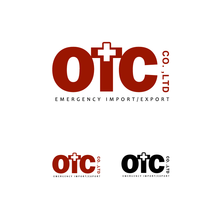 Logo Design by elmd - Entry No. 1 in the Logo Design Contest Unique Logo Design Wanted for OTC Co.,Ltd..