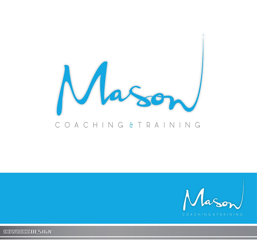 Logo Design by kowreck - Entry No. 106 in the Logo Design Contest New Logo Design Needed for Exciting Company Rob Mason Coaching.