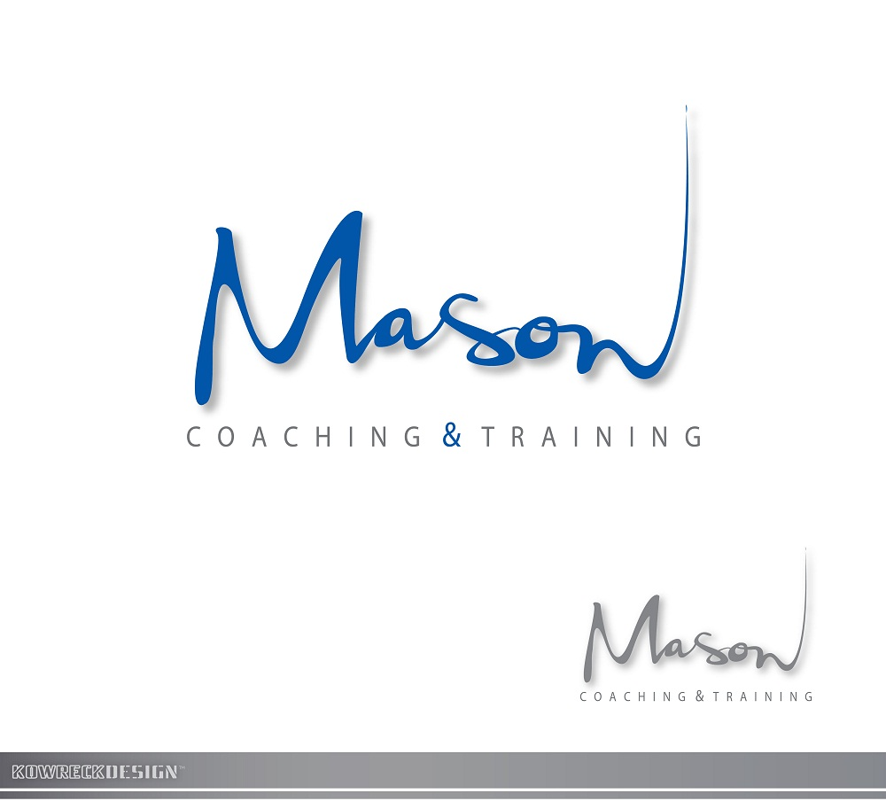 Logo Design by kowreck - Entry No. 108 in the Logo Design Contest New Logo Design Needed for Exciting Company Rob Mason Coaching.
