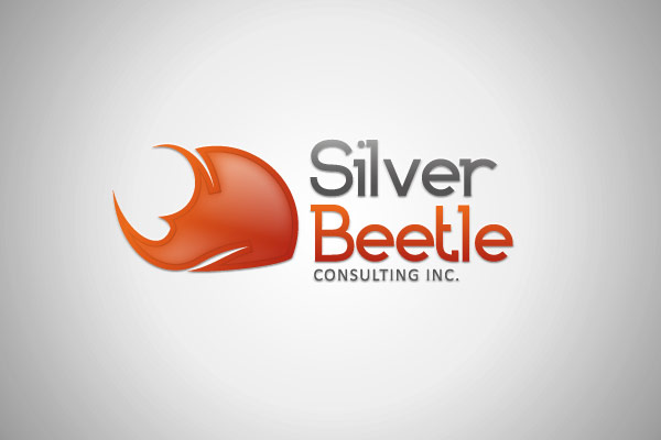 Logo Design by j2kadesign - Entry No. 56 in the Logo Design Contest Silver Beetle Consulting Inc. Logo Design.