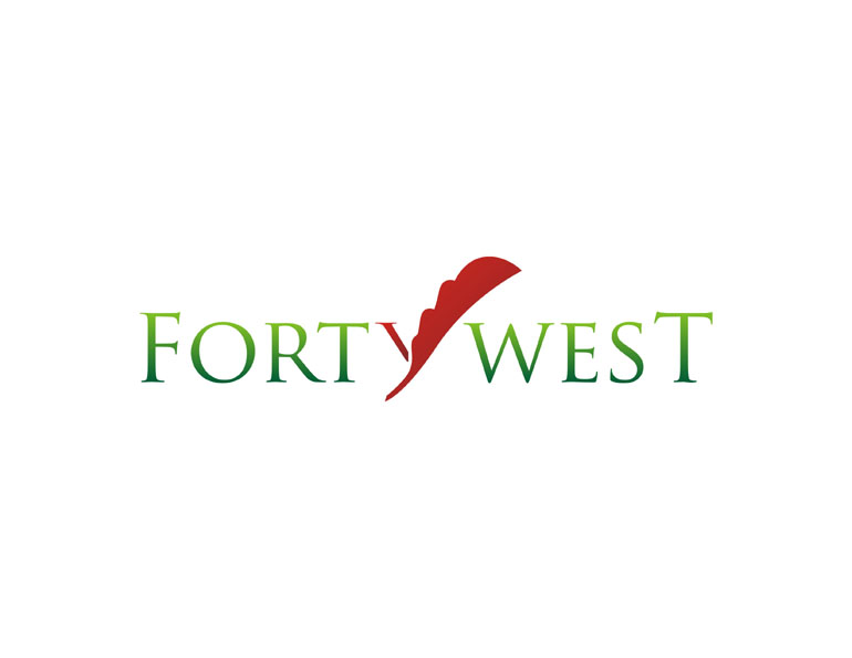 Logo Design by Private User - Entry No. 149 in the Logo Design Contest Unique Logo Design Wanted for Forty West.