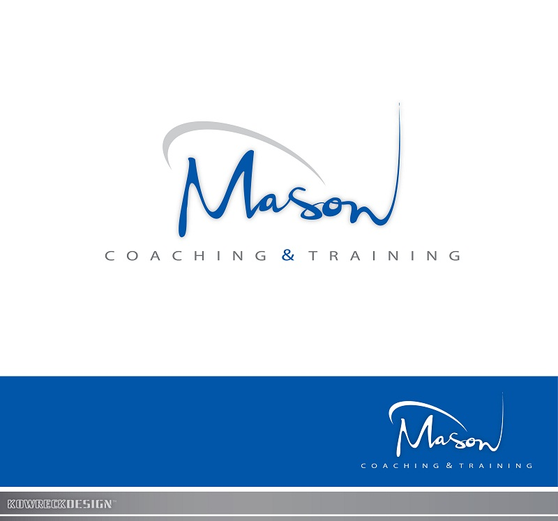 Logo Design by kowreck - Entry No. 110 in the Logo Design Contest New Logo Design Needed for Exciting Company Rob Mason Coaching.