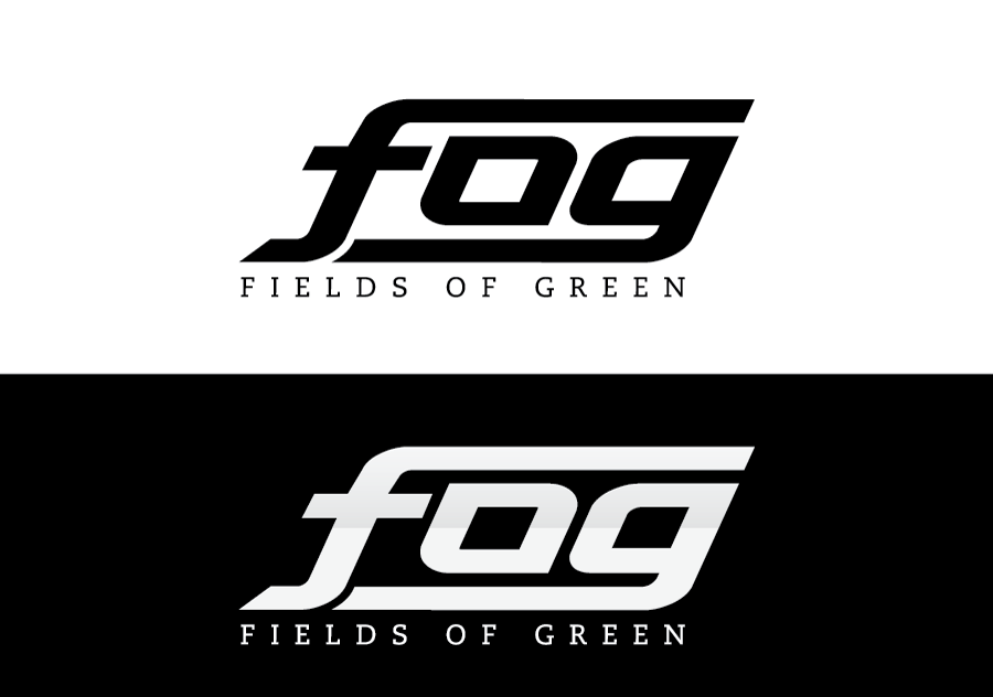 Logo Design by Dipin Bishwakarma - Entry No. 122 in the Logo Design Contest Psych-Rock Band FIELDS OF GREEN Logo Design.