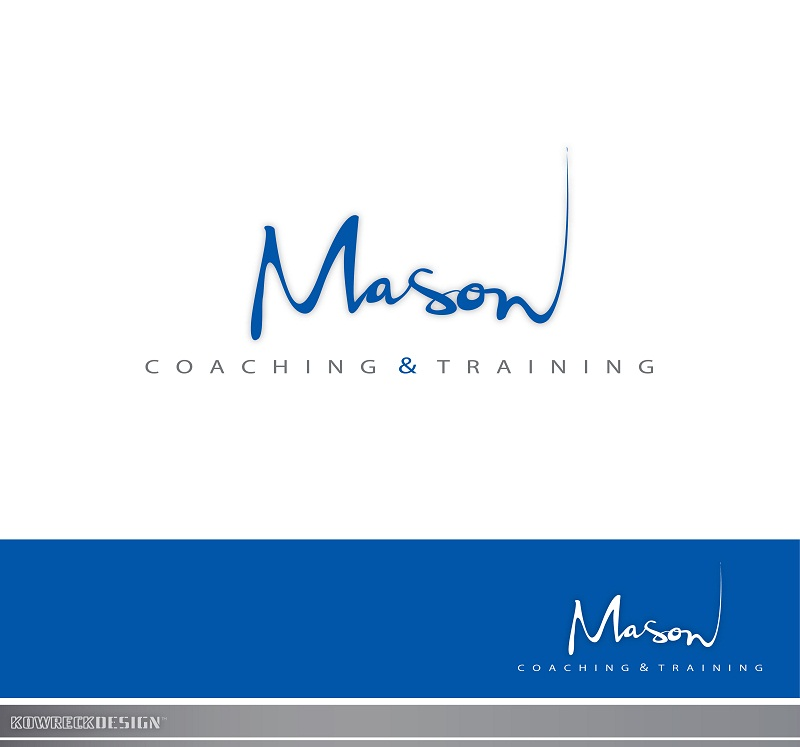 Logo Design by kowreck - Entry No. 111 in the Logo Design Contest New Logo Design Needed for Exciting Company Rob Mason Coaching.