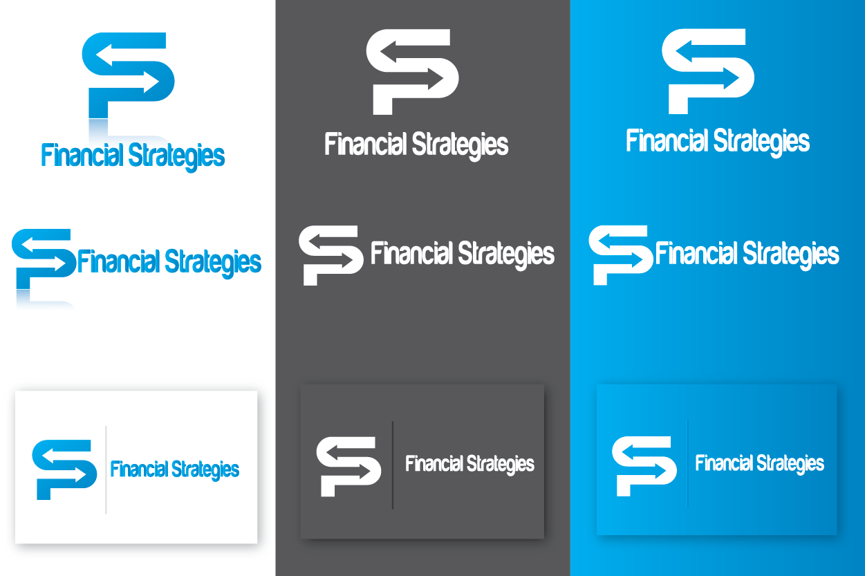 Logo Design by Private User - Entry No. 1 in the Logo Design Contest Logo Design Needed for Exciting New Company FS Financial Strategies.