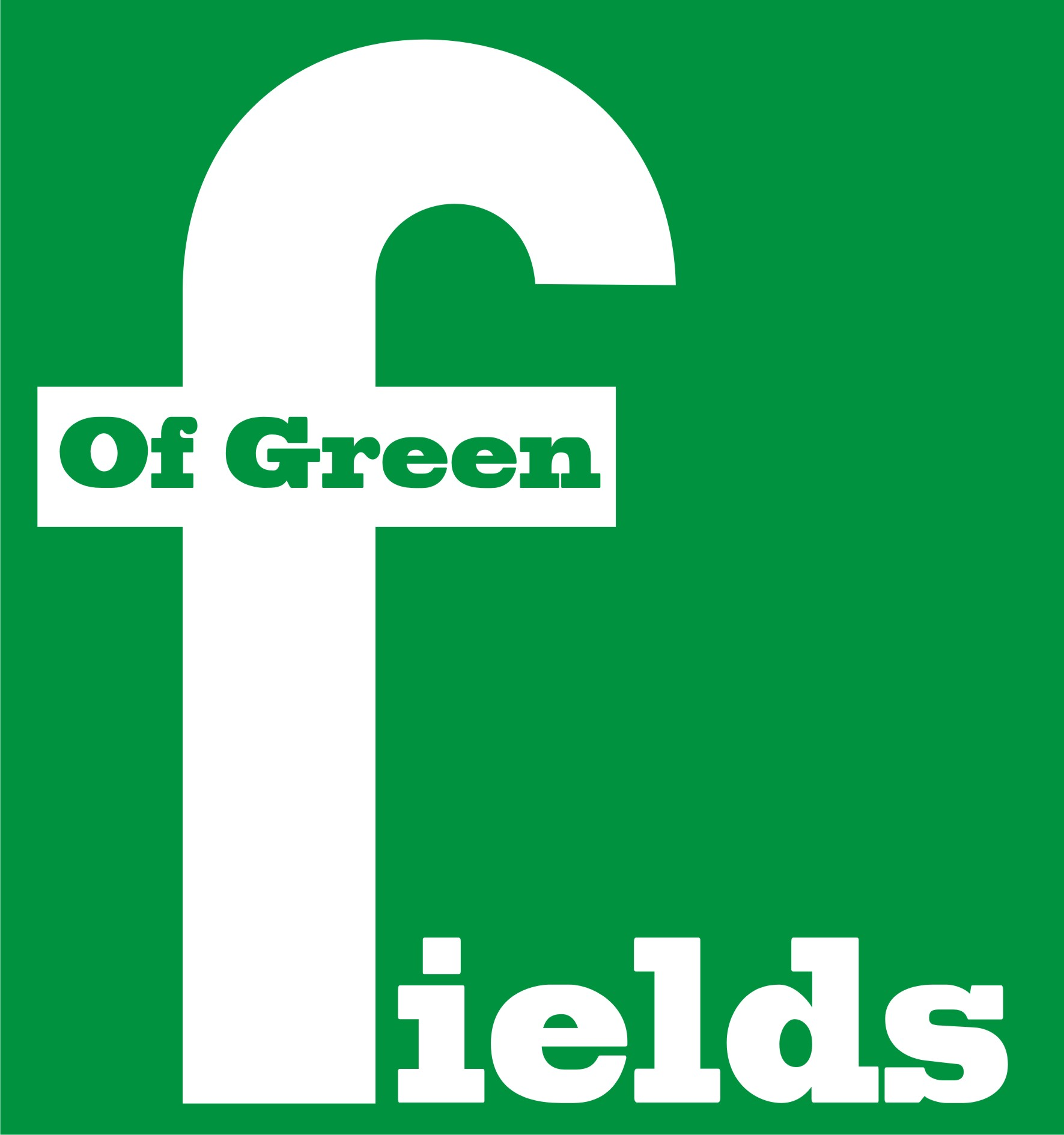 Logo Design by Sigit Nurcahyo - Entry No. 125 in the Logo Design Contest Psych-Rock Band FIELDS OF GREEN Logo Design.