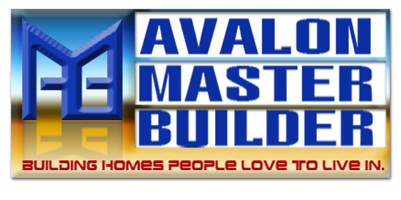 Logo Design by Kitz Clear - Entry No. 24 in the Logo Design Contest Avalon Master Builder Logo Design.