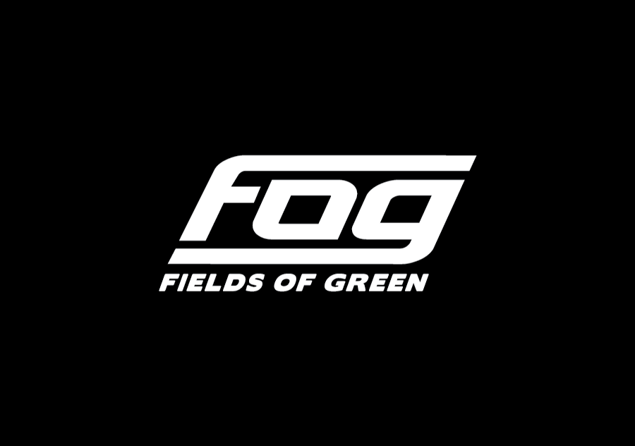 Logo Design by Dipin Bishwakarma - Entry No. 128 in the Logo Design Contest Psych-Rock Band FIELDS OF GREEN Logo Design.