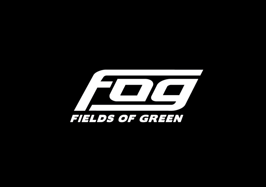 Logo Design by Dipin Bishwakarma - Entry No. 129 in the Logo Design Contest Psych-Rock Band FIELDS OF GREEN Logo Design.
