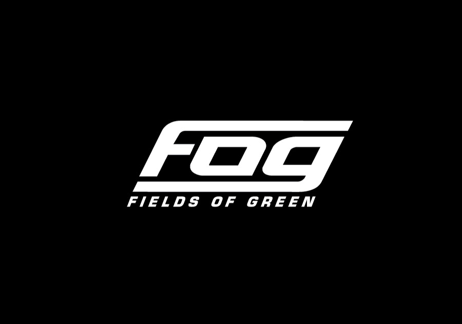 Logo Design by Dipin Bishwakarma - Entry No. 135 in the Logo Design Contest Psych-Rock Band FIELDS OF GREEN Logo Design.
