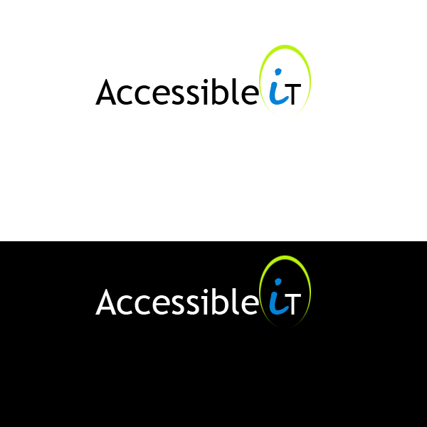 Logo Design by Sudip Acharyya - Entry No. 437 in the Logo Design Contest Logo Design Needed for Exciting New Company Accessible IT.