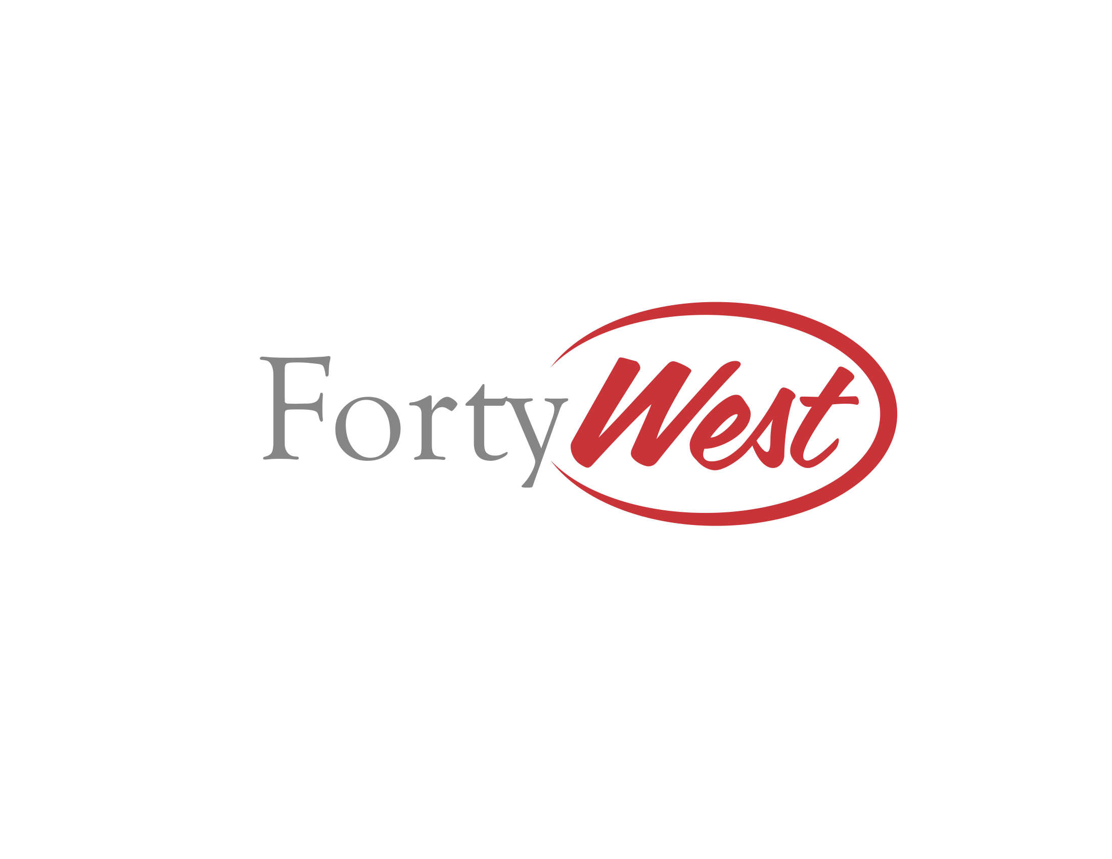 Logo Design by Private User - Entry No. 151 in the Logo Design Contest Unique Logo Design Wanted for Forty West.