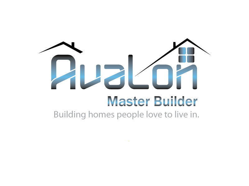 Logo Design by Osama Zia - Entry No. 26 in the Logo Design Contest Avalon Master Builder Logo Design.