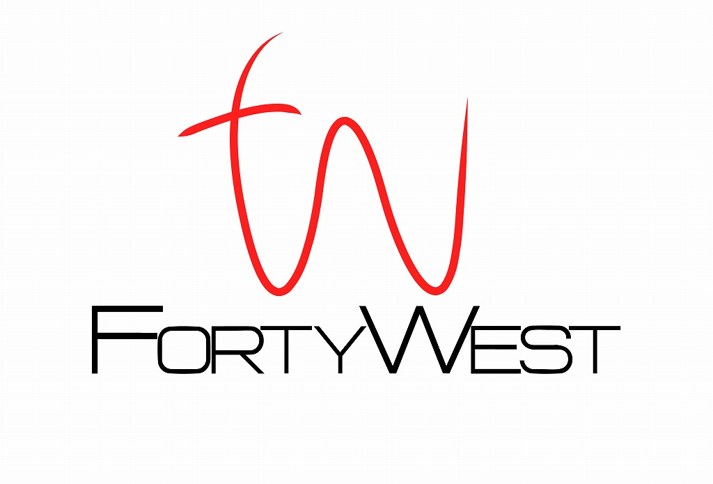 Logo Design by Jerry Nable Jr - Entry No. 152 in the Logo Design Contest Unique Logo Design Wanted for Forty West.