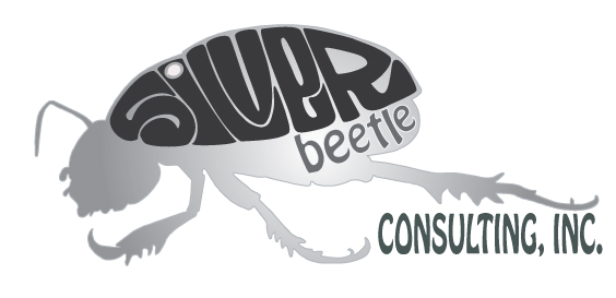 Logo Design by Private User - Entry No. 57 in the Logo Design Contest Silver Beetle Consulting Inc. Logo Design.