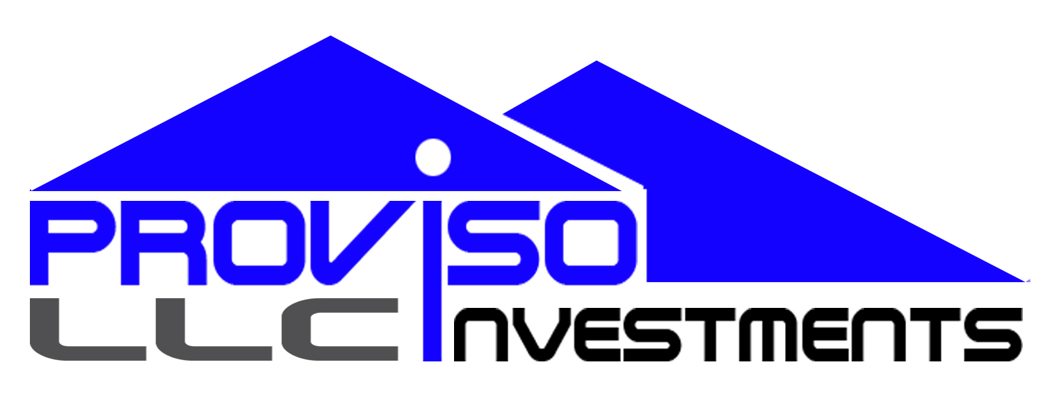 Logo Design by Kitz Clear - Entry No. 8 in the Logo Design Contest New Logo Design for PROVISO INVESTMENTS,LLC.