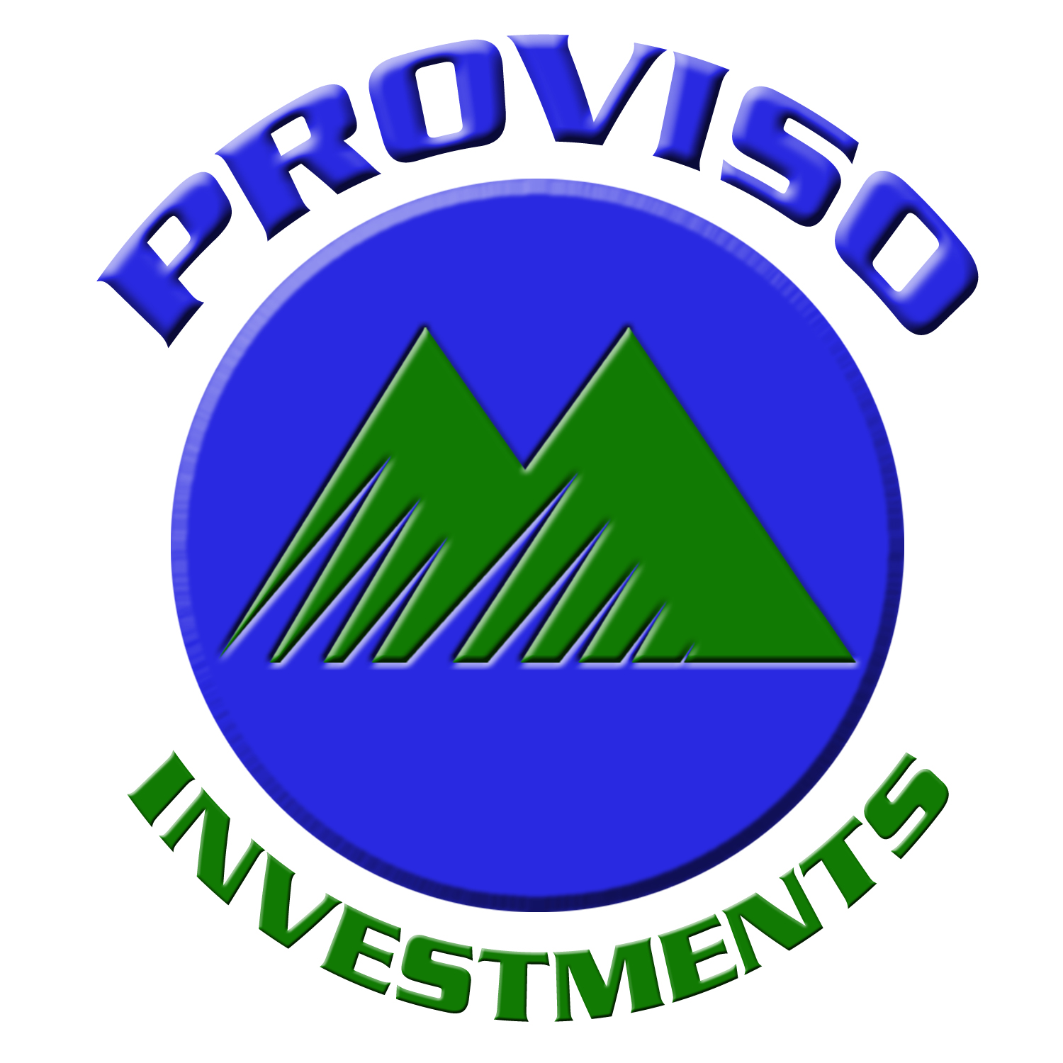 Logo Design by Kitz Clear - Entry No. 10 in the Logo Design Contest New Logo Design for PROVISO INVESTMENTS,LLC.