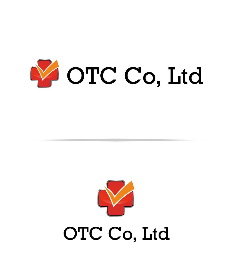 Logo Design by Mitchnick Sunardi - Entry No. 13 in the Logo Design Contest Unique Logo Design Wanted for OTC Co.,Ltd..
