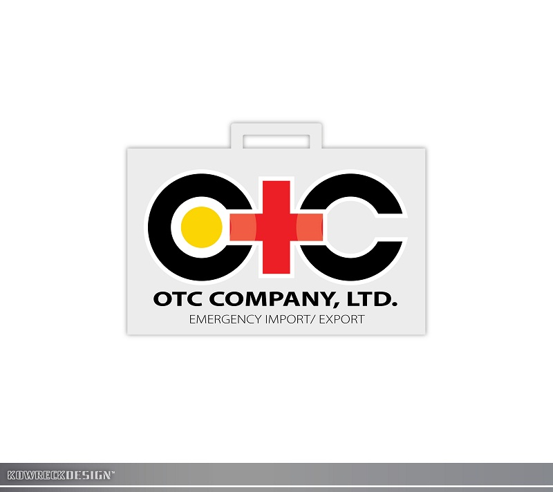 Logo Design by kowreck - Entry No. 14 in the Logo Design Contest Unique Logo Design Wanted for OTC Co.,Ltd..