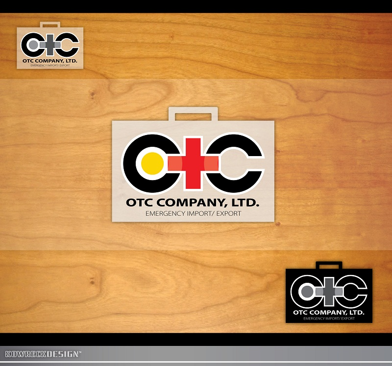 Logo Design by kowreck - Entry No. 15 in the Logo Design Contest Unique Logo Design Wanted for OTC Co.,Ltd..
