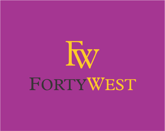 Logo Design by Armada Jamaluddin - Entry No. 157 in the Logo Design Contest Unique Logo Design Wanted for Forty West.