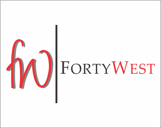Logo Design by Armada Jamaluddin - Entry No. 158 in the Logo Design Contest Unique Logo Design Wanted for Forty West.