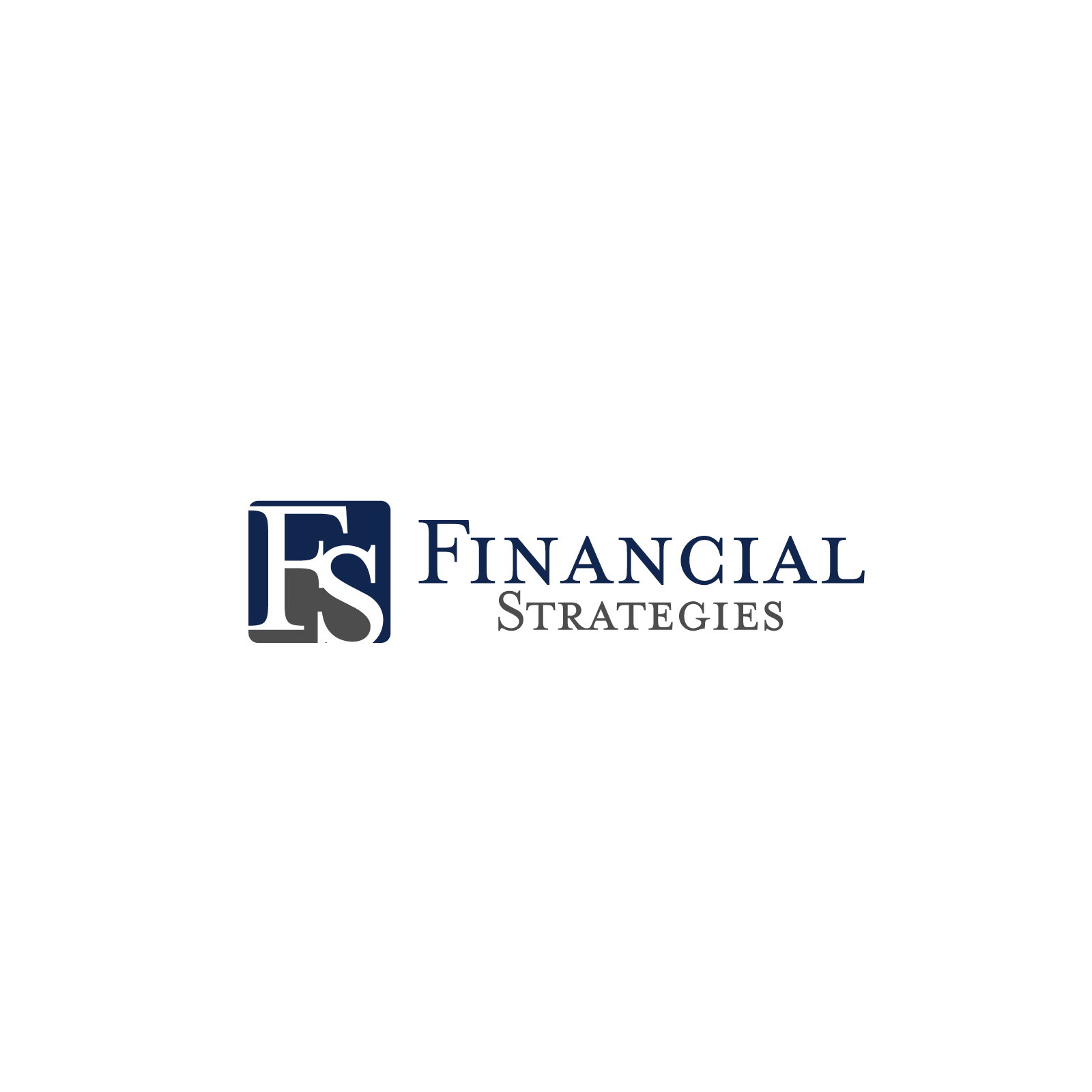 Logo Design by rockin - Entry No. 13 in the Logo Design Contest Logo Design Needed for Exciting New Company FS Financial Strategies.