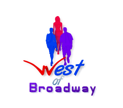 Logo Design by RAM  MODHVADIYA - Entry No. 14 in the Logo Design Contest Unique Logo Design Wanted for West of Broadway.