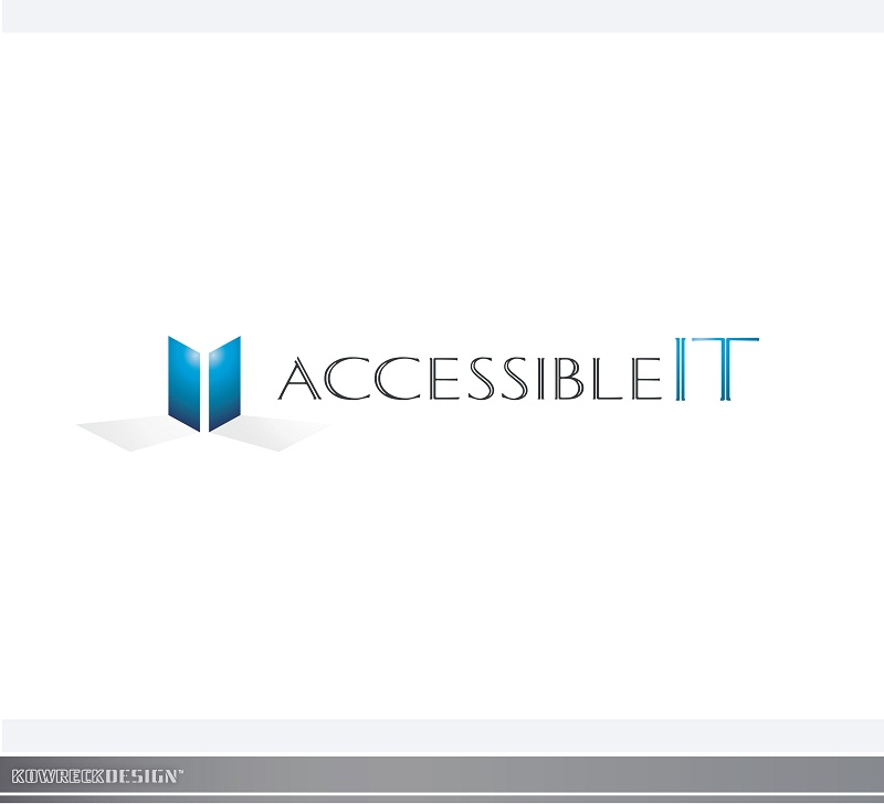 Logo Design by kowreck - Entry No. 447 in the Logo Design Contest Logo Design Needed for Exciting New Company Accessible IT.