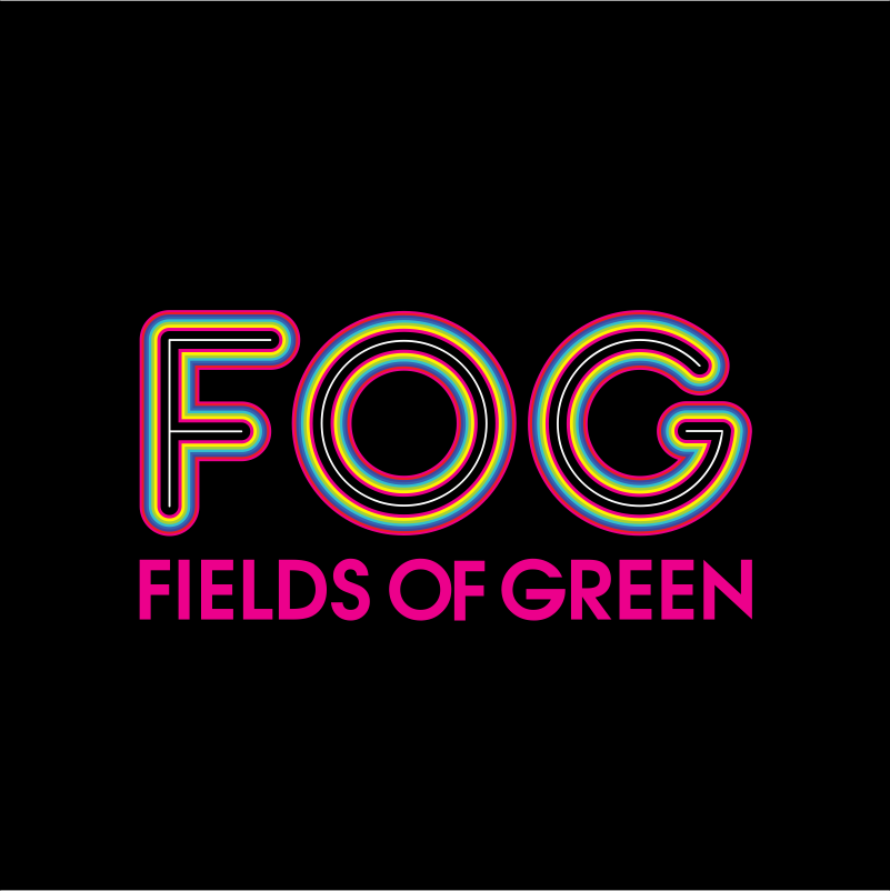 Logo Design by moisesf - Entry No. 138 in the Logo Design Contest Psych-Rock Band FIELDS OF GREEN Logo Design.