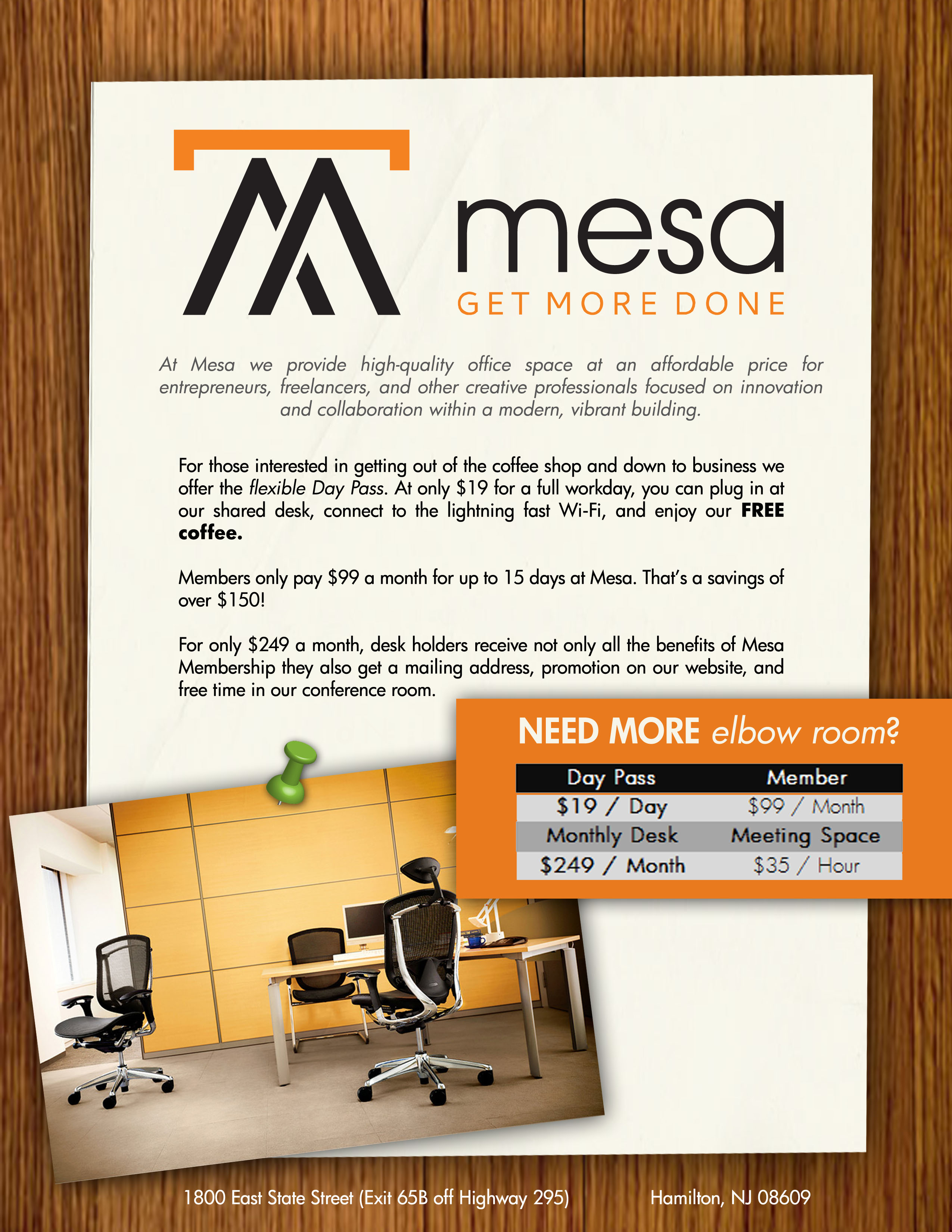 Custom Design by Lama Creative - Entry No. 40 in the Custom Design Contest Unique Custom Design Wanted for Mesa.