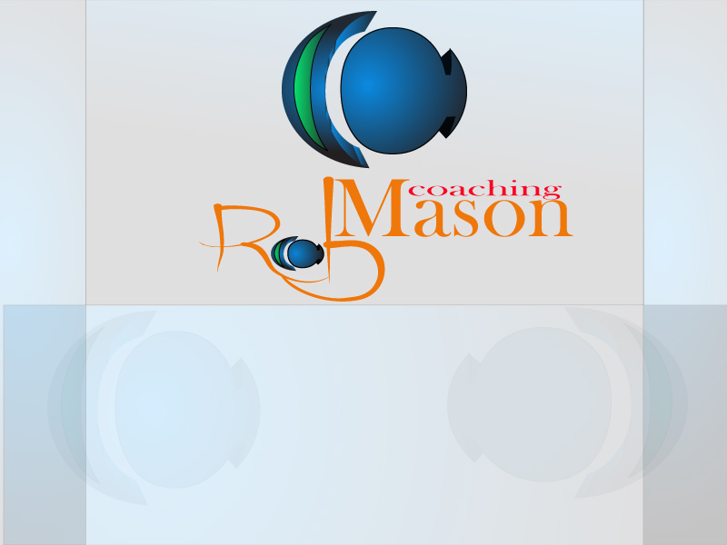 Logo Design by Leonard Anthony Alloso - Entry No. 113 in the Logo Design Contest New Logo Design Needed for Exciting Company Rob Mason Coaching.