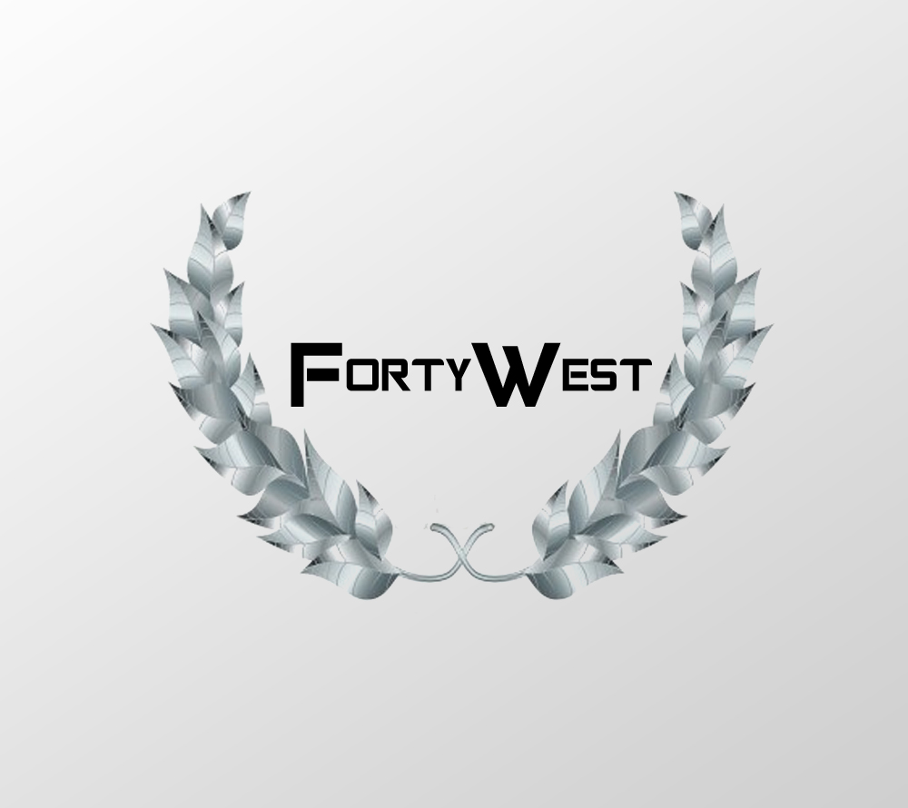 Logo Design by Private User - Entry No. 186 in the Logo Design Contest Unique Logo Design Wanted for Forty West.