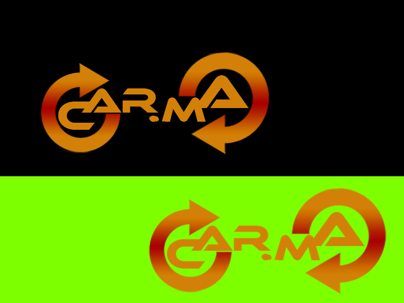Logo Design by JanMark Bedonia - Entry No. 87 in the Logo Design Contest New Logo Design for car.ma.