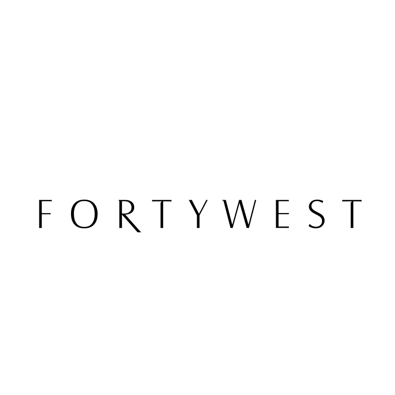 Logo Design by moisesf - Entry No. 191 in the Logo Design Contest Unique Logo Design Wanted for Forty West.