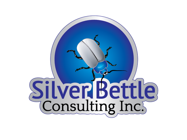 Logo Design by cOOOkie - Entry No. 62 in the Logo Design Contest Silver Beetle Consulting Inc. Logo Design.